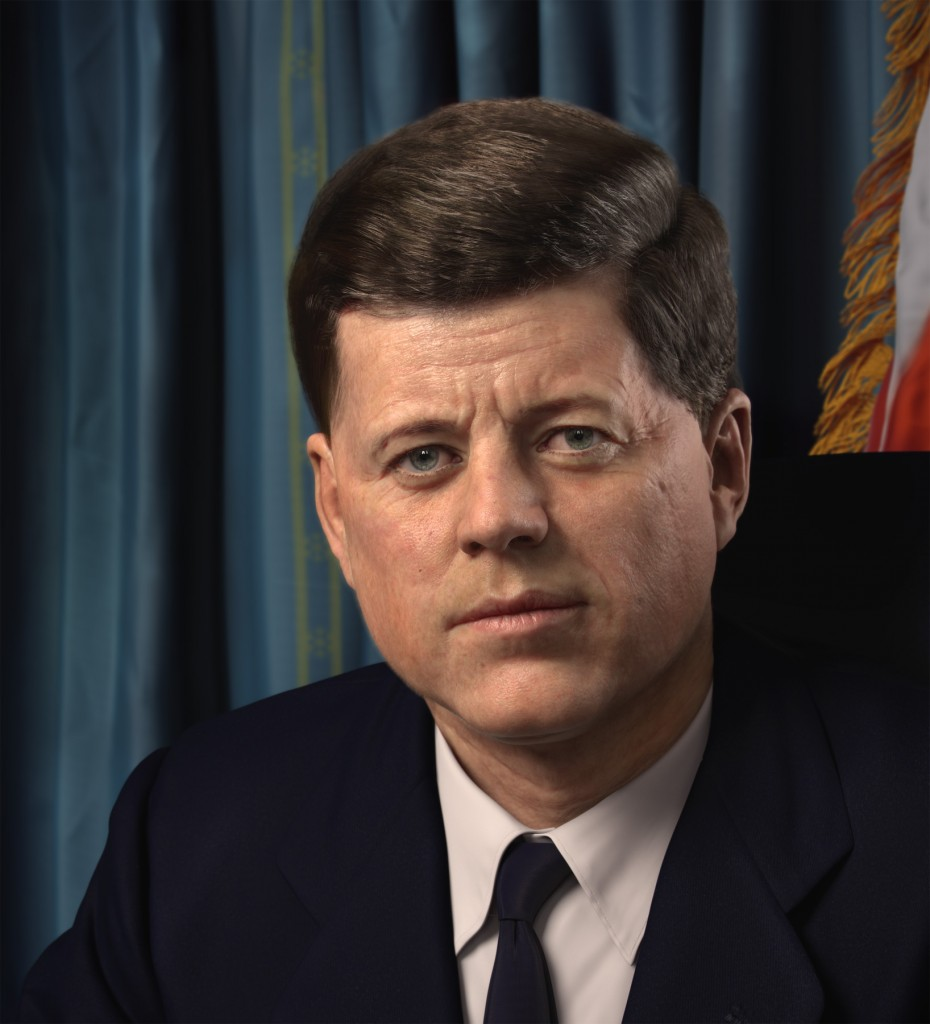 JFK_Closeup