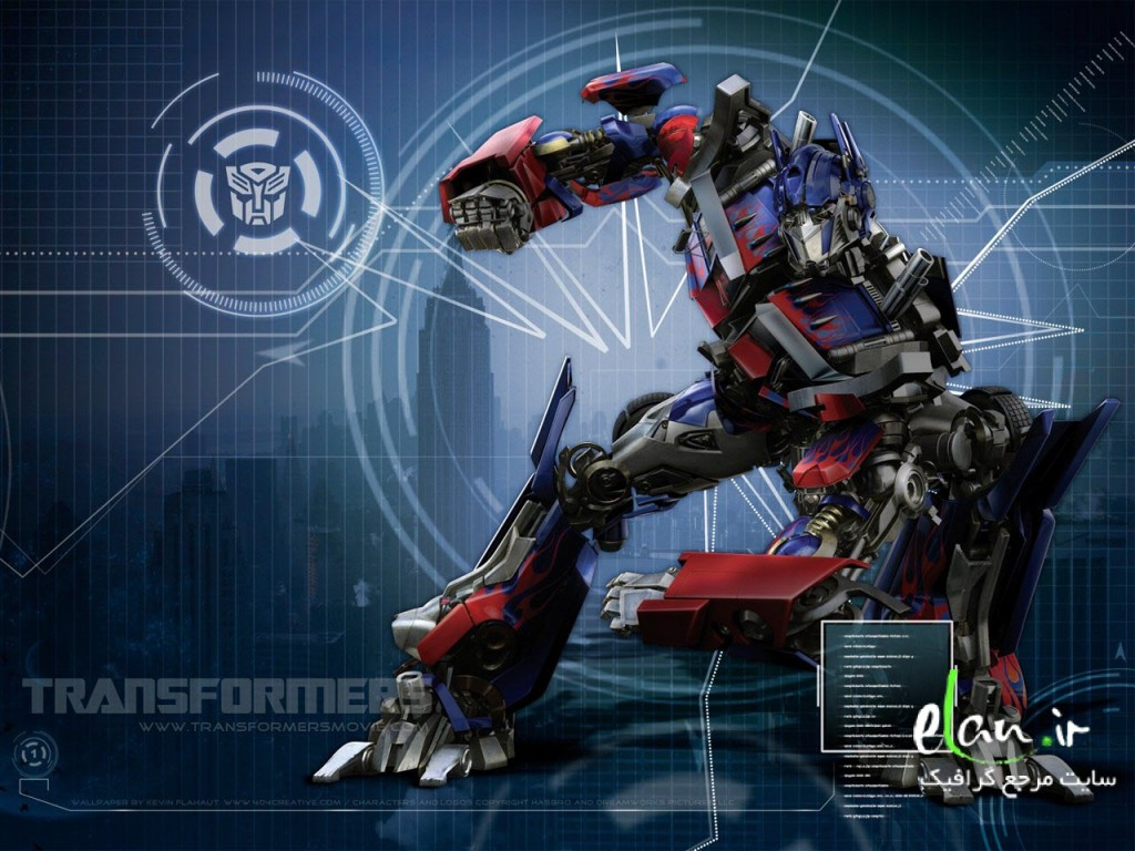 33_transformers_2_-_optimus_prime_screensaver_screensaver