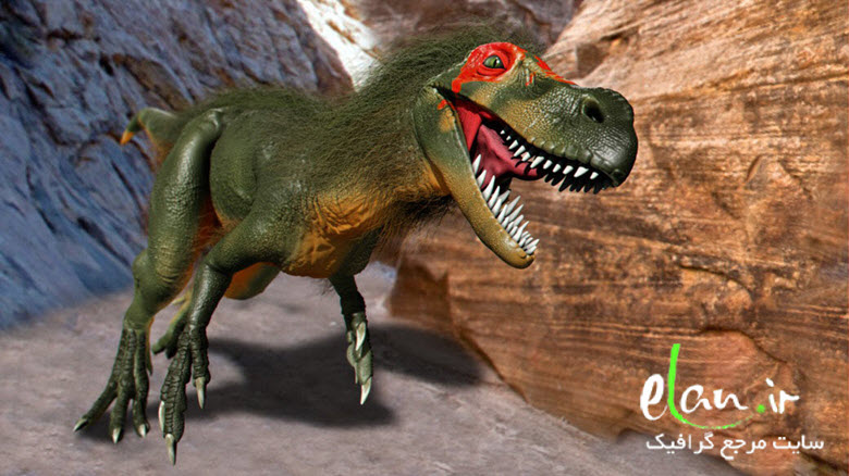 Dinosaur Reconstruction in ZBrush